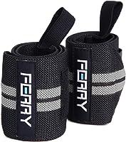 (フェリー) FERRY リストラップ ウエイトトレーニング 手首固定 (2枚組) 4カラー