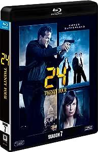 24 -TWENTY FOUR- シーズン7(SEASONS ブルーレイ・ボックス) [Blu-ray]