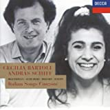 the impatient lover: italian songs by Beethoven, Schubert, Mozart, Haydn