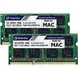 Timetec Hynix IC 16GB Kit (2x8GB) Mac用 DDR3 PC3-8500 1066 MH…