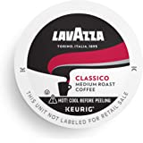Lavazza Classico Single-Serve Coffee K-Cups for Keurig Brewer, Medium Roast, 10 Count Boxes (Pack of 6)