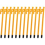 M-STYLE カラーペグ スチール 25cm アウトドア ペグ