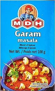 MDH ガラムマサラ 100g 1箱