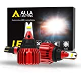 Alla Lighting Xtreme Super Bright T15 912 921 LED Bulbs Back-up Reverse Lights 3000 Lumens CANBUS Error Free SMD W16W 922 Rep