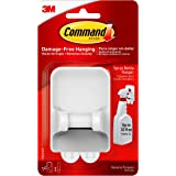Command Spray Bottle Hanger, 1-Hanger, 2-Large Strips (17009-ES)