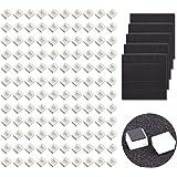 120個ハーフパン 水彩絵具 顔料パレット アートパレット ガッシュパレット 絵皿 画材 顔料用容器 磁性シート付き 美術 水彩画 油絵 スケッチ旅行 アーティスト プロ用 自由な組み合わせ