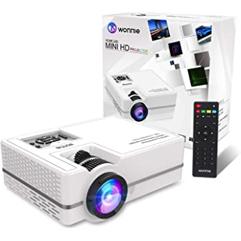 TaoTronics Video Projector 1080P LED Home Theater Projector