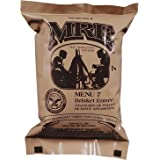 ULTIMATE MRE Pack Date Printed on Every Meal - Meal-Ready-To-Eat. Inspected Certified Fresh by Ammo Can Man. Pack Date 8/2014