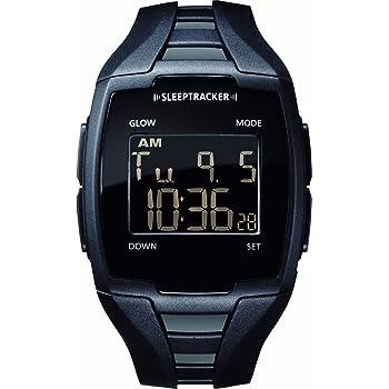 [スリープトラッカー]Sleeptracker 腕時計 睡眠計測目覚まし時計 Sleeptracker PRO Black 【正規輸入品】