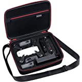 Smatree D400 dji spark 対応収納ケース.収纳バッグ 防水機能付き
