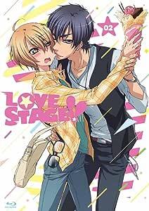 LOVE STAGE!! 限定版 第2巻 [Blu-ray]