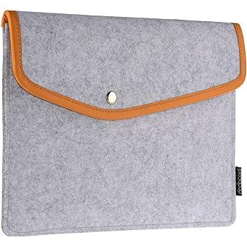 dodocool 9.7インチ タブレット保護スリーブ タブレット フェルト 封筒カバー iPadのPro/ iPad Air 用