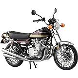 スカイネット 1/12 完成品バイク KAWASAKI 900Super4 (Z1) 玉虫マルーン
