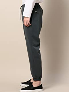 Drape Joggers 1214-199-6689: Dark Grey
