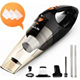VacLife Handheld Vacuum, Hand Vacuum Cordless Rechargeable, Small and Portable with High Power and Quick Charge for Home and