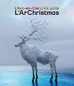 【Amazon.co.jp限定】LIVE 2018 L'ArChristmas(Blu-ray)(通常盤)(トートバッグ(Amazon.co.jp ver.)付)