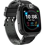 Children's Smart Watch Phone - Smart Watch for Boy Girl Music Kids Watch Funny Game HD Touch Screen Sports Kid Smartwatches W
