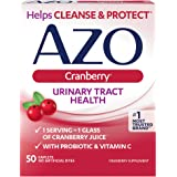 AZO Cranberry Tablets, 50 Count