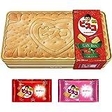 江崎グリコ ビスコ クリスマス限定 アソートギフトボックス クッキー(ビスケット) 子供のお菓子
