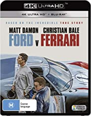 Ford V. Ferrari (4K Ultra HD + Blu-ray)(2 Disc)