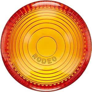キタコ(KITACO) ワレンズミニウインカーレンズ 補修パーツ オレンジ 102-80-0500-98