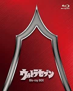 【Amazon.co.jp限定】 ウルトラセブン Blu-ray BOX Standard Edition (B2布ポスター付)