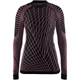 Craft Womens Active Intensity Running and Training Fitness Workout Outdoor Sport Base Layer Long Sleeve Shirt
