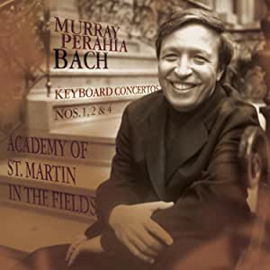 Bach: Keyboard Cts Nos 1