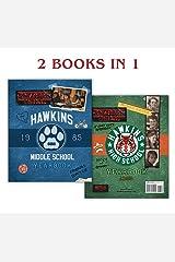Hawkins Middle School Yearbook/Hawkins High School Yearbook (Stranger Things) Hardcover