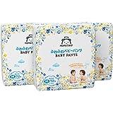 【パンツ Mサイズ】Mama Bear (ママベアー) ふわふわベビーパンツ (7~10kg) 216枚(72枚×3パック) [ケース品] [Amazonブランド]