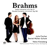 Brahms: Violin Concerto/Double