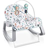 Fisher-PriceGKH64 Infant-to-Toddler Rocker 24.13x5.25x13 Inch (Pack of 1)