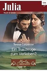 Ein Trauzeuge zum Verlieben? (Julia 6) (German Edition) Kindle Edition