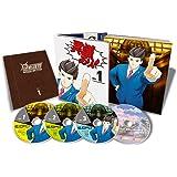 逆転裁判~その「真実」、異議あり! ~ DVD BOX Vol.1(完全生産限定版)
