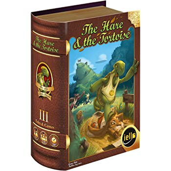 ウサギとカメ (The Hare & the Tortoise)