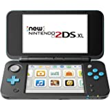 Nintendo New 2DS XL - Black + Turquoise [International version]