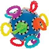 Manhattan Toy Click Clack Ball Developmental Baby Toy