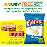 Ruffles Original Potato Chips 184.2g