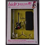 """hide Guitar Collection """"バラドクロ"""" Official Figure Collection (THE GUITAR LEGEND SERIES)"""