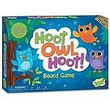 Peaceable Kingdom Board Game Hoot Owl Hoot