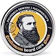 Professor Fuzzworthy's Beard Balm Gloss Leave in Conditioner All Natural Organic Beard Care with Leatherwood Honey & Essentia
