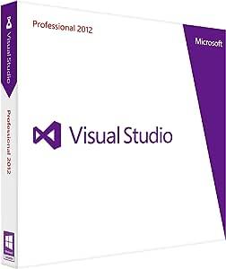 Microsoft Visual Studio Professional 2012 通常版