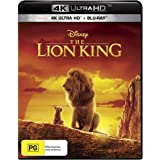 Lion King, The [Live Action] (4K Ultra HD + Blu-ray)