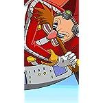 ソニック・ザ・ヘッジホッグ(Sonic the Hedgehog) iPhoneSE/5s/5c/5 壁紙 視差効果 Dr.エッグマン
