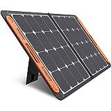 Jackery SolarSaga 100W Portable Solar Panel for Explorer 160/240/500/1000 Power Station, Foldable US Solar Cell Solar Charger