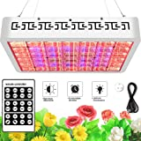 1000W LED Grow Light - Intelligent Remote Control, Automatic Cycle Timing, 8-Level Dimming, Full-Spectrum, Multiple Spectral
