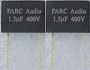 フィルムコンデンサー(1.5uF) 2個セット DCP-FC003-150-2