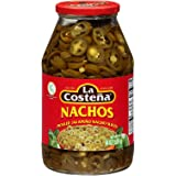 La Costena Pickled Jalapeno Nacho Slices, 1.8 kg