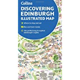 Discovering Edinburgh Illustrated Map: Ideal for Exploring