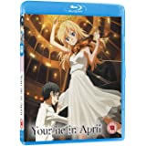 Your Lie in April Part 2 (Standard Edition) [Blu-ray]